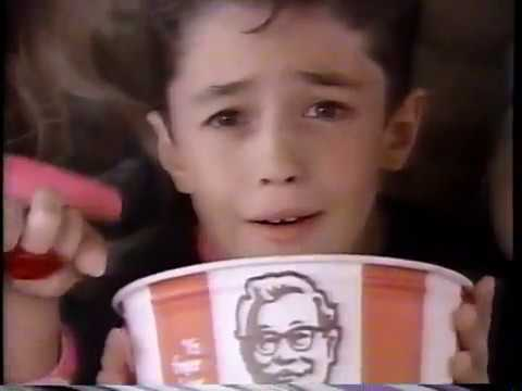 Kentucky Fried Chicken  Road Trip feat. Abraham Benrubi 1990