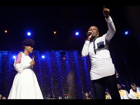 DEBORAH LUKALU Feat.LORD LOMBO - TU ES PUISSANT/CALL ME FAVOUR LIVE |OFFICIAL VIDEO| mp3 download