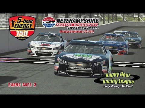 HHRL at New Hampshire (092517)