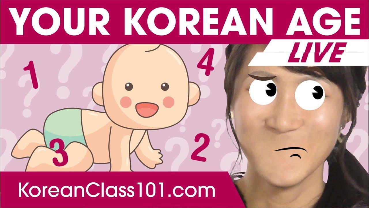 Korean Age Calculator: What's My Korean Age?