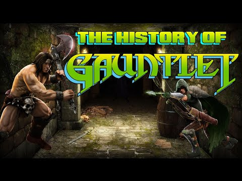 The History of Gauntlet arcade/console documentary