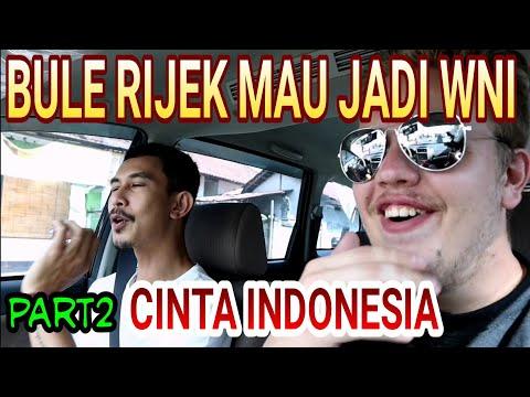 BULE RIJEK MAU JADI WARGA NEGARA INDONESIA!!! FANDY SETUJU🇮🇩🇮🇩🇮🇩