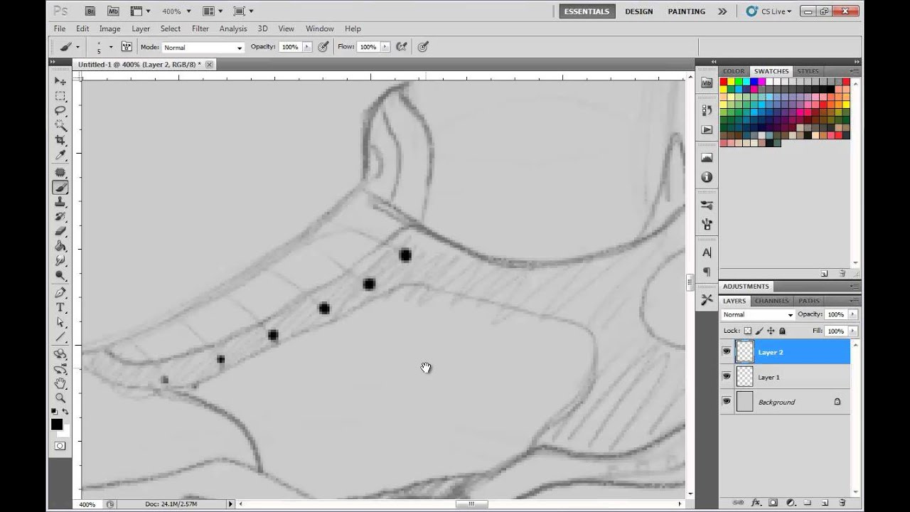 How To Draw Shoes Made Easy