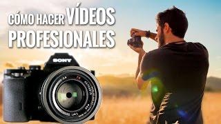 Video Cómo hacer VÍDEOS PROFESIONALES download MP3, 3GP, MP4, WEBM, AVI, FLV Agustus 2018