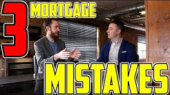 Avoid These Common Mortgage Mistakes