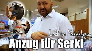 SSW 31 | Einen Anzug für Serki | Lost im Parkhaus | Rossmann Haul | Familienvlog | Filiz