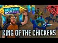King of the Chickens - Realm Royale Gameplay #6 (StoneMountain64 Solo)