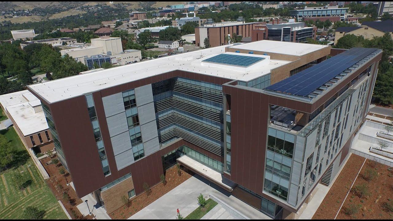 Of Utah Opens New Law School Building