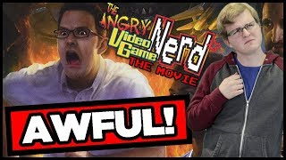Angry Video Game Nerd: The Movie is TRASH (Review + Rant) - Max Marriner