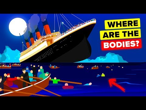 Where Did All The Bodies On Titanic Disappear?