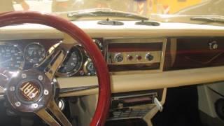 Ditta Colamesta : Fiat 124 Sport - Cromature di tutti i componenti interni ed esterni