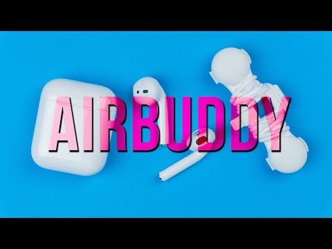 SwitchEasy AirBuddy AirPods保護掛繩收納組