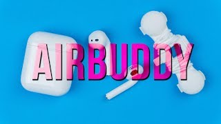 SwitchEasy Airbuddy for Apple AirPods - Review - Your AirPods best friend!