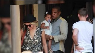 Jay Z Says Blue Ivy is His Biggest Fan - Splash News | Splash News TV | Splash News TV