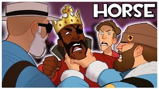 TF2 H.O.R.S.E.! (w/ Uncle Dane, King Raja, and ScottJAw)