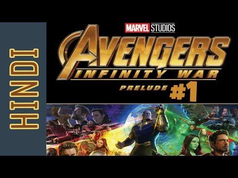 Breakdown-Avengers Infinity War PRELUDE-Episode 01   BlueIceBear   Marvel Comics in Hindi