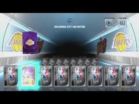 NBA 2K14 Next Gen My Team Pack Opening Ep.4 - GOLD LEGEND   New ...