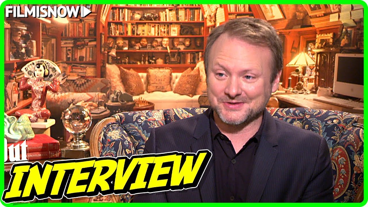 Rian Johnson Interview for KNIVES OUT