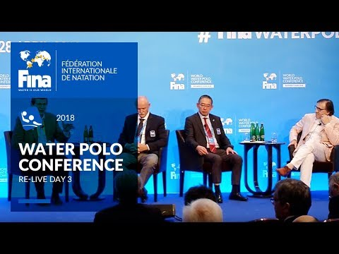 RE-LIVE - Day 3 - FINA World Water Polo Conference | Budapest, Hungary