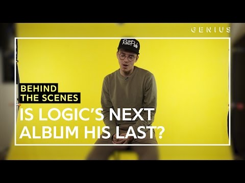 Is Logic's Next Album His Last?