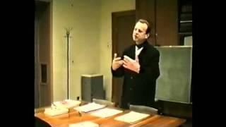 Ефимов - Лекция в ФСБ про Путина (Запретное видео) 1/4