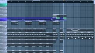 Justin Bieber - Beauty and a beat by  (Remake with FL Studio 11) (+FREE FLP)