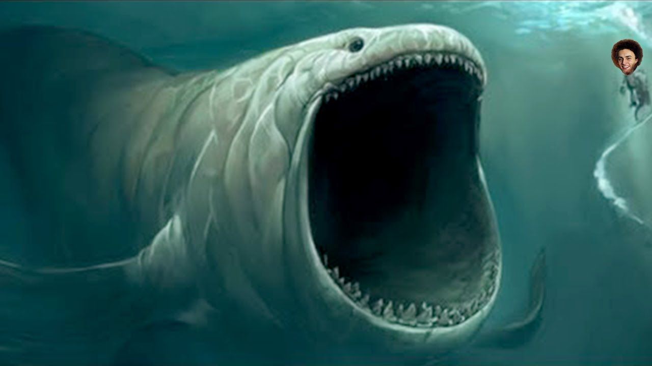 5 BIGGEST Sea Monsters Ever - YouTube