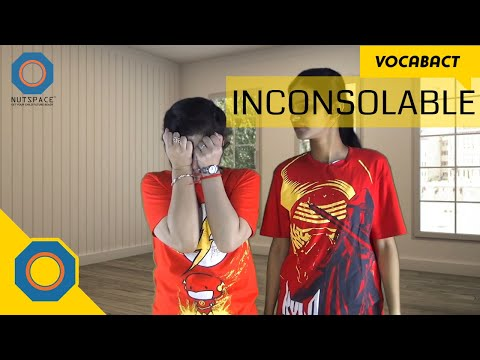 Inconsolable Meaning   VocabAct   NutSpace