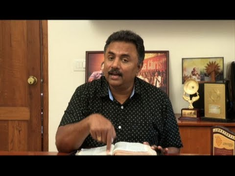 Above all, love each other (Part 2) - Ps.Mathew Kuruvilla (Tangu Bro)