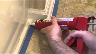 Nice Caulk - Caulking Tutorial for the Non-Caulker