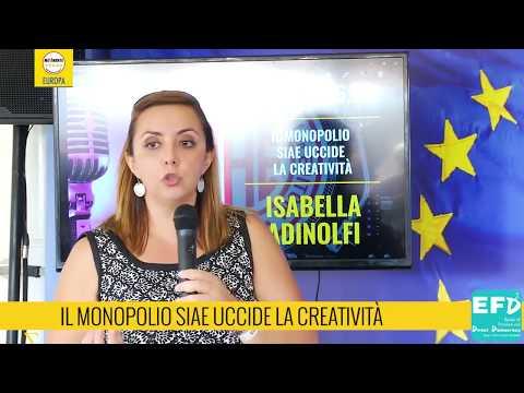 #Italia5Stelle: il Monopolio SIAE uccide la creatività