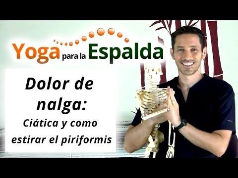 El Músculo Piriformis, versión II : Dolor de ciática, dolor de espalda baja