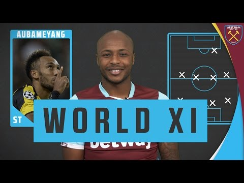 ANDRÉ AYEW'S WORLD XI | WHICH 35-YR-OLD MAKES IT?