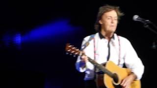 San Francisco Bay Blues : Paul McCartney @ Farewell to Candlestick Park