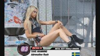 Top20 Metal  Female Singers