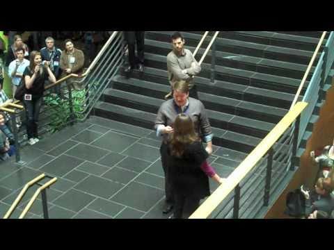 Random Act of Culture at USITT Conference - Opera Carolina