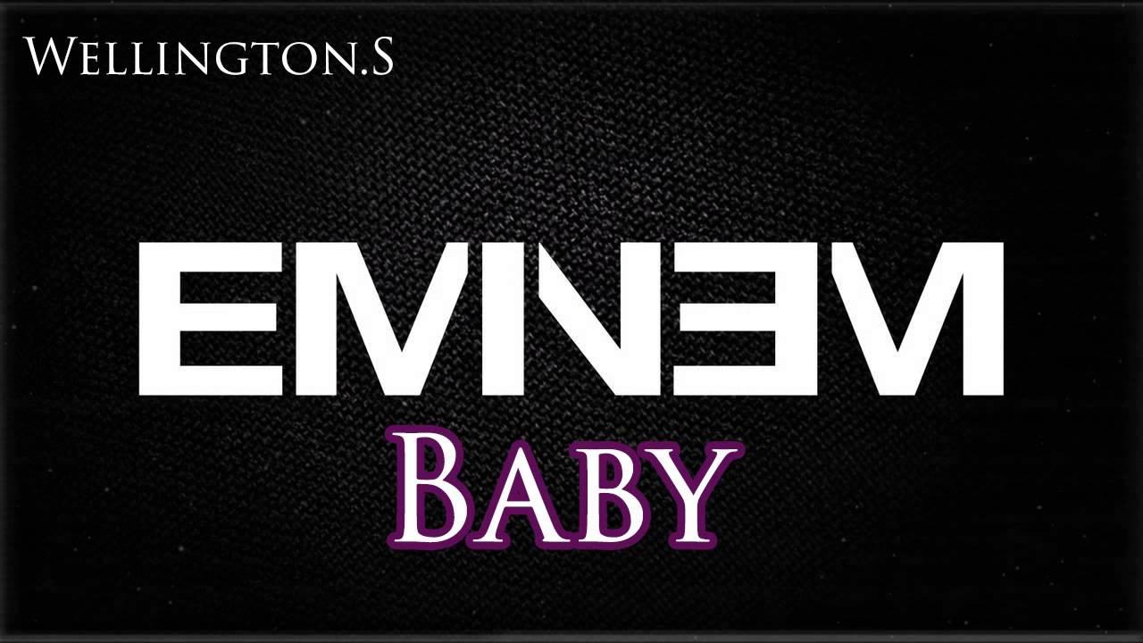 Eminem - BABY [MMLP2 Album 2013] - YouTube  Eminem Baby Album