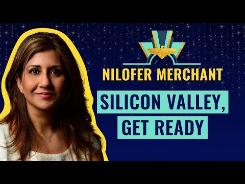 """""""Silicon Valley, Get ready"""" with Nilofer Merchant"""