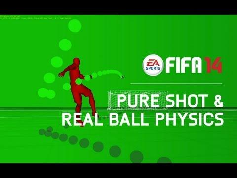 FIFA 14 - Pure Shot & Real Ball Physics Trailer - 0 - FIFA 14 – Pure Shot & Real Ball Physics Trailer