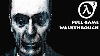Half-Life 2 - FULL GAME Walkthrough - No Commentary