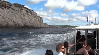 Port program in Mallorca, Snorkeling! (Boat edit) (Nov 11th, 2011)