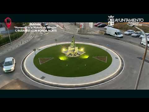 Finaliza la remodelación de 3 rotondas de la ciudad