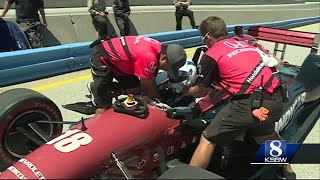Indy car racing returning to Laguna Seca