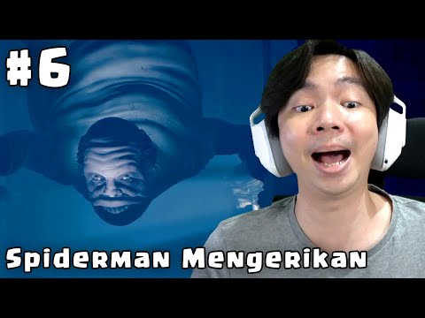 Sekarang DiKejar SpiderMan – Little Nightmares 2 Indonesia – Part 6