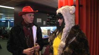 Scott Mills and Jameela Jamil - Labrinth feat. Emeli Sandé - Beneath You're Beautiful Parody