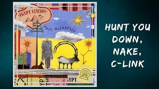 Paul McCartney – Hunt You Down/Naked/C-Link