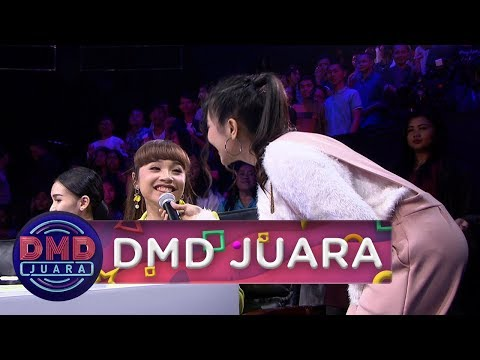 MANTUL BANGET! Ghea Youbi Ajak Duet Tasya Rosmala [DITINGGAL RABI] - DMD Juara (15/10)