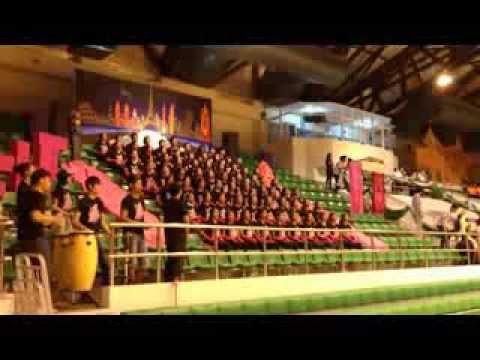 FHT PSU Phuket Stand Cheer 2013