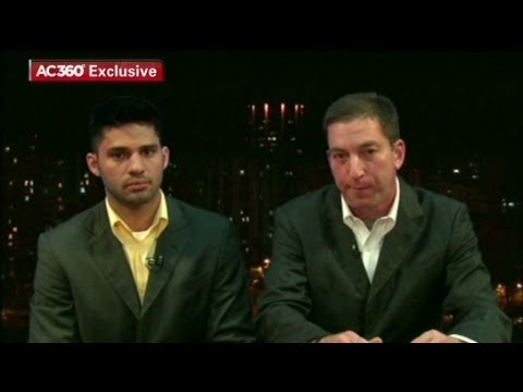 Glenn Greenwald: What UK authorities did was dumb