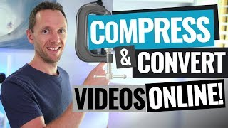 how To Compress Video for Web with MPEG Streamclip